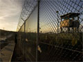 Camp Delta detention compound at Guantanamo Bay
