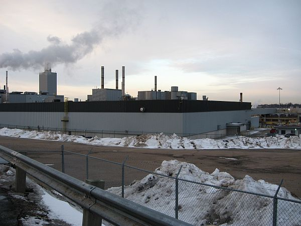 The Ford Assembly plant, in St. Paul, is slated for closure in December 2011.