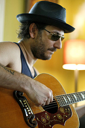 Adam Levy founded The Honeydogs with his brother Noah in the early 1990s. The band won national acclaim with its 1997 album,