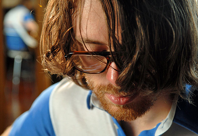 Singer/Songwriter Jeremy Messersmith