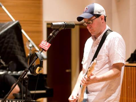 Craig Finn, leader singer