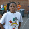 Eleven-year-old Jennadya Davis