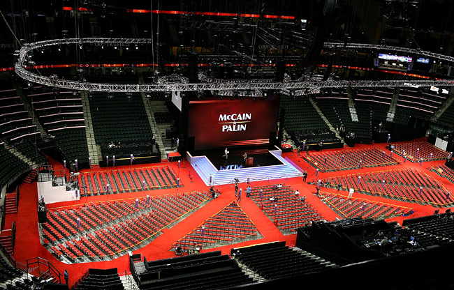 Minneapolis Convention Center Floor Plan: GOP Convention Plan Continues To Evolve