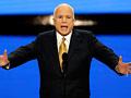 McCain accepts