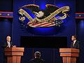 Presidential nominees debate in Mississippi