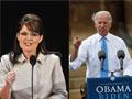 Joe Biden and Sarah Palin