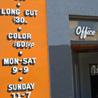Rudy's Barbershop in L.A.