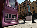 Jobless rates continue to grow
