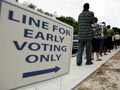 Early Voting Continues In Florida