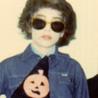 Johnny Vince Evans in 1981
