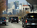 Obama's motorcade