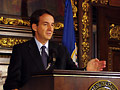 Gov. Pawlenty announces budget cuts