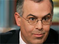 Columnist David Brooks of the New York Times