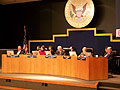 The NTSB meeting in Washington D.C.