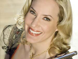 Linda Chatterton, flute