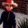Kareem Salama as a kid