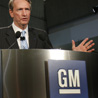 Rick Wagoner, CEO of GM