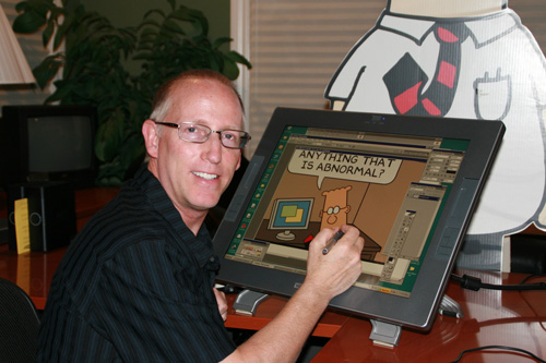 Dilbert Creator Scott Adams Weighs In On Rape