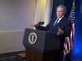 Bush at final news conference