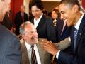 Robert Reich and Barack Obama