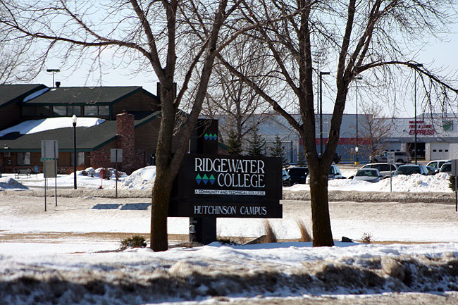 Ridgewater College is working closely with the local Workforce Center and Chamber of Commerce to support more than one thousand people who were recently laid off from Hutchinson Technology.