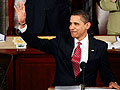 President Obama Addresses Joint Session Of Congres