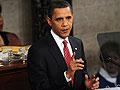 President Barack Obama speaks to the nation