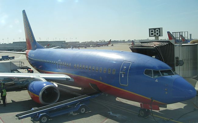 southwest airlines leading the airline industry It's the least expensive stock in the airlines industry, at 4 times enterprise value to ebitda (earnings before interest, taxes, depreciation and amortization), according to the wall street journal.