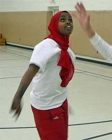 coyle muslim singles Fatimah hussein at brian coyle community center in  her dream is one that few muslim girls would have believed achievable a decade  every single day.