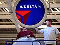 Delta signs at MSP