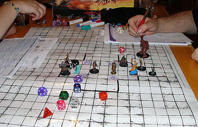 Ways to Play | Dungeons & Dragons