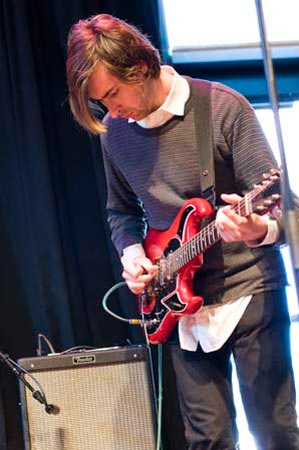 Jeremy Ylvisaker has performed with such Twin Cities' musicians as Mark Mallman, Fog, and Martin Dosh.
