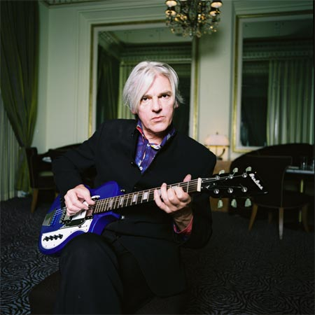 Singer / Songwriter Robyn Hitchcock