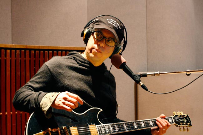 Singer / Songwriter M. Ward