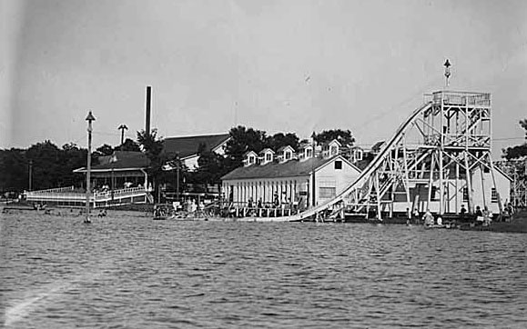 Quiet White Bear Lake was once a Minnesota vacation mecca ...