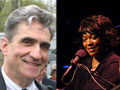 Robert Pinsky and Rita Dove