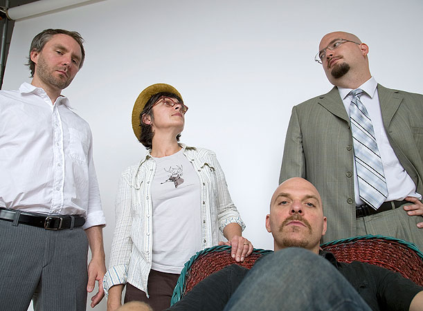 "On its latest record ""For All I Care,"" The Bad Plus expanded its sound by adding vocalist Wendy Lewis of the Minneapolis indie rock band Redstart. Lewis says her goal is to be a 4th instrument in the band."