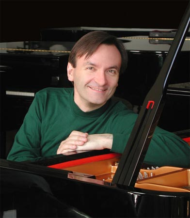Pianist Stephen Hough