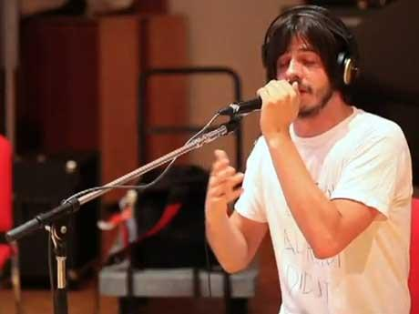 Michael 'Eyedea' Larsen of Eyedea & Abilities. The mother of Michael Larsen says her son died in his sleep from unexplained causes at home in St. Paul Saturday. He was 28.