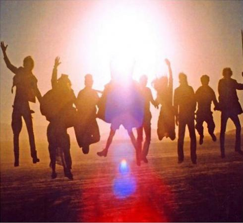SoCal Indie-Rock Band Edward Sharpe and the Magnetic Zeros