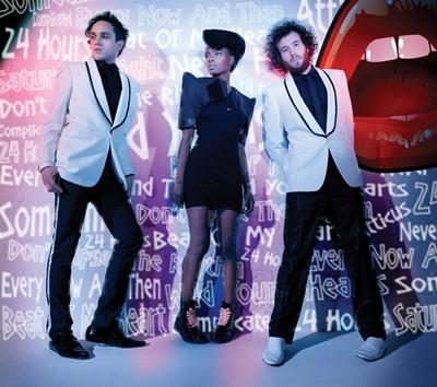 UK trio Noisettes