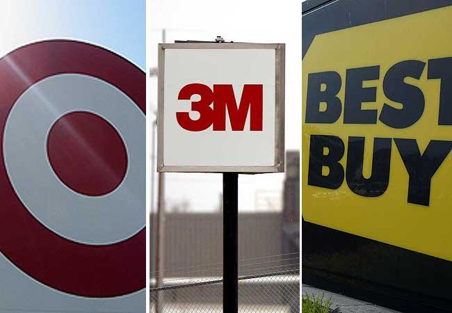 Target, 3M and Best Buy Co., Inc. are three Minnesota-based companies that are part of a federal program to reduce greenhouse gas emissions.