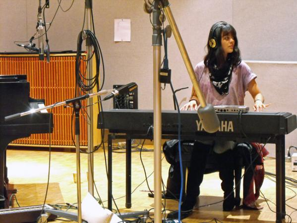 Bat For Lashes A K Natasha Kahn In The Studio 89 3 Cur