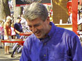 Rybak at the fair