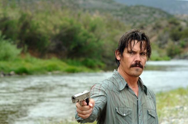 "Actor Josh Brolin in ""No Country for Old Men."""