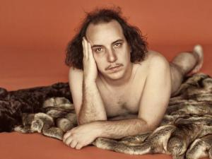Minnesota's own Har Mar Superstar, a.k.a. Sean Tillman