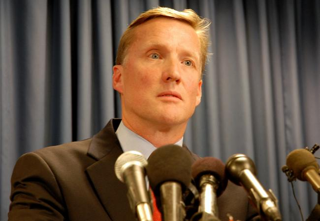 Ralph Boelter, Special Agent in Charge of the FBI in Minnesota, North and South DakotaRalph Boelter, Special Agent in Charge of the FBI in Minnesota, North and South Dakota