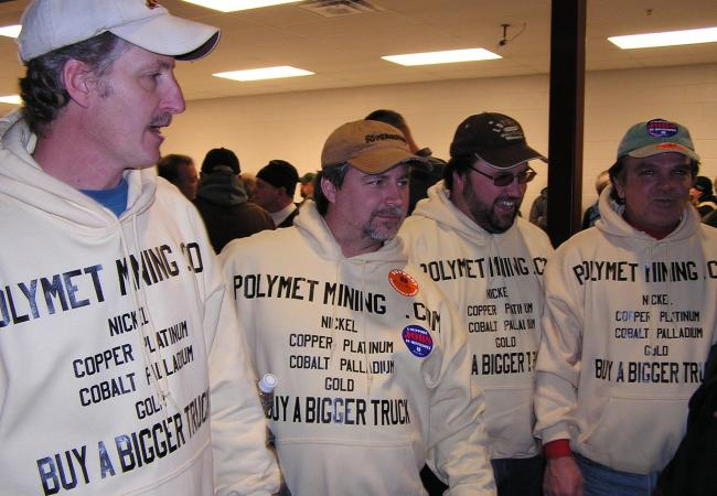 Polymet mining careers in canada