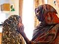 Safiya Mohamed and daughter Hodan Ali