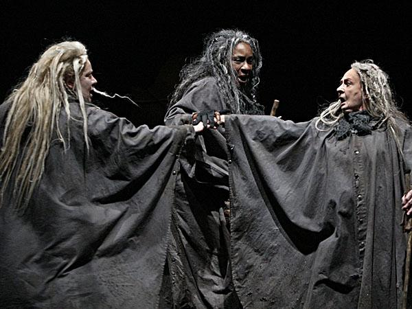 the influence of the witches on macbeths decisions in the play macbeth In william shakespeare's tragedy macbeth, ambition is presented as a   downfall of both macbeth and lady macbeth and triggers a series of.